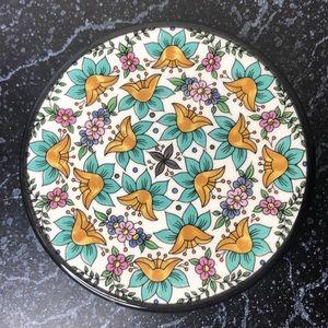 Vintage Spanish ring dish